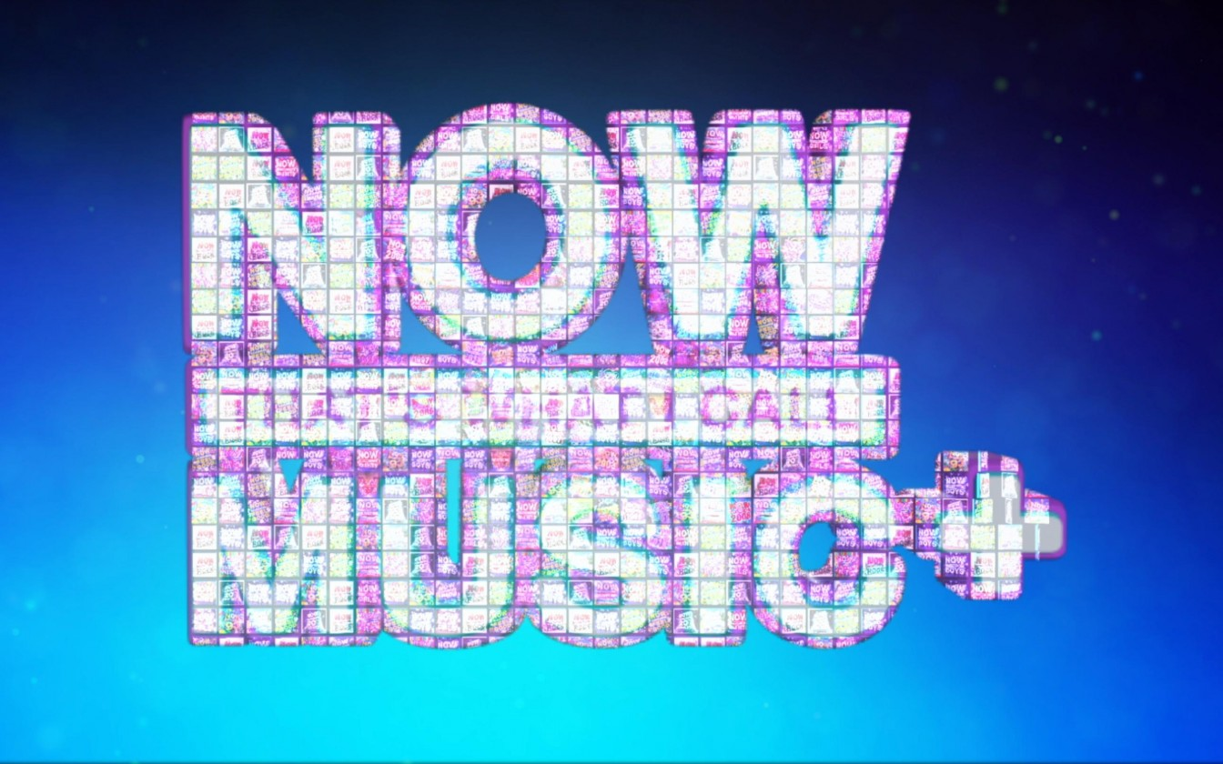 Now Music TV commercial animation