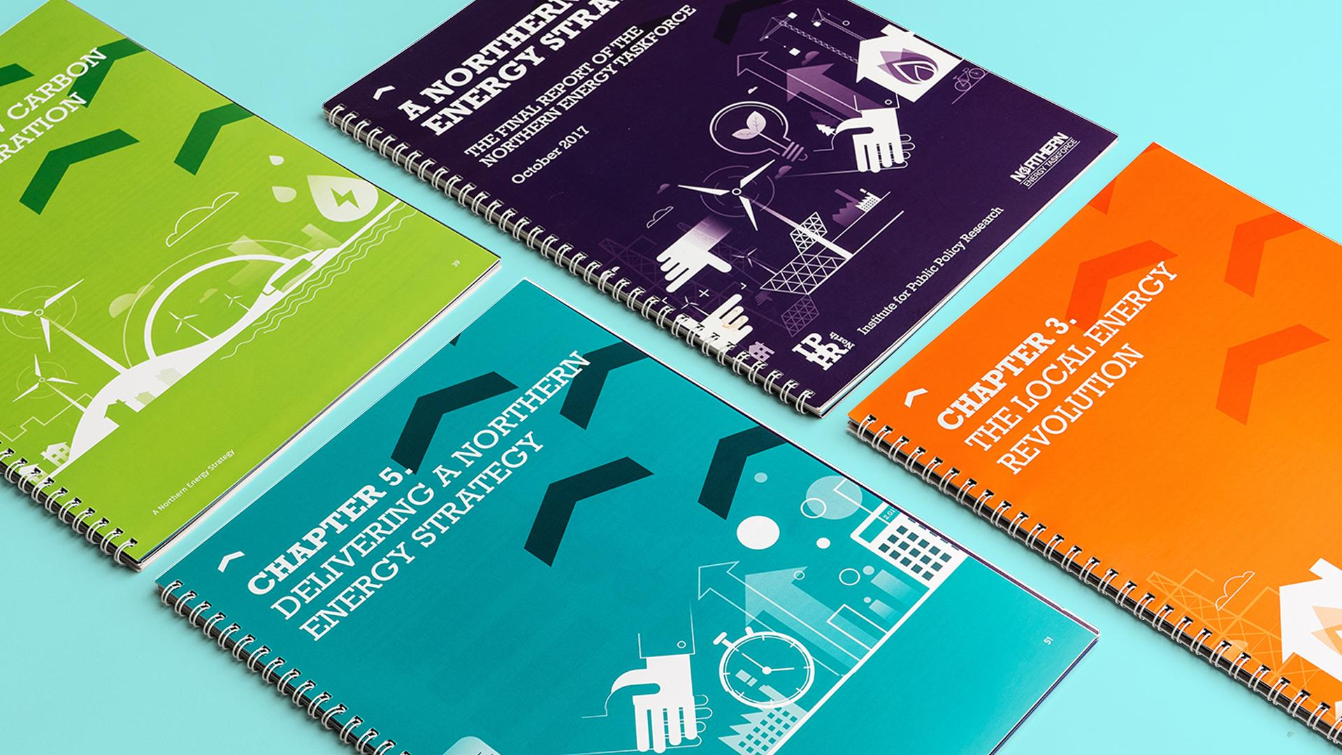 IPPR Energy plans series of booklets
