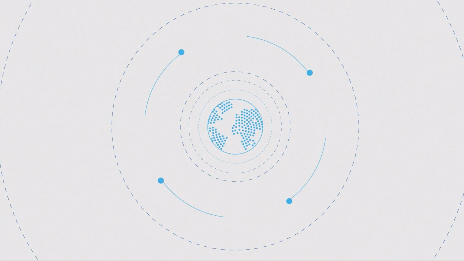 netacea animation of world and data