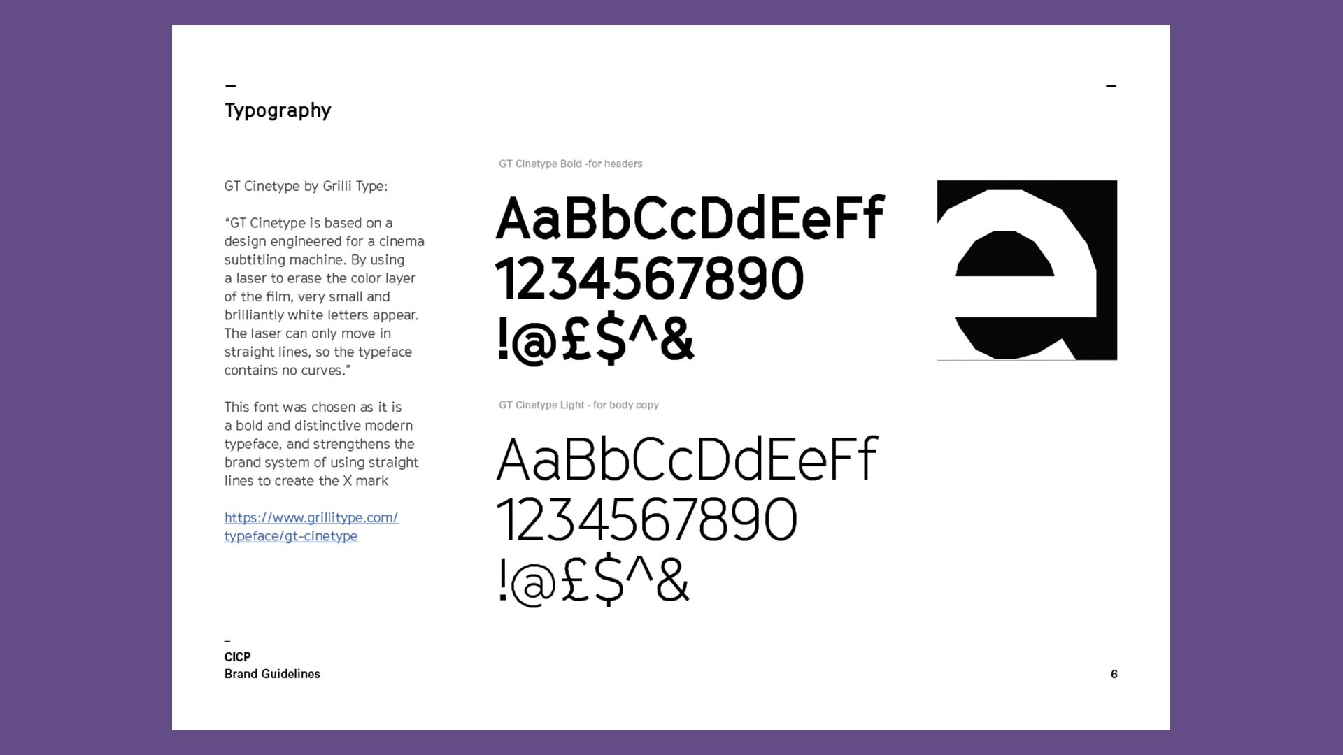 Arts council brand guidelines